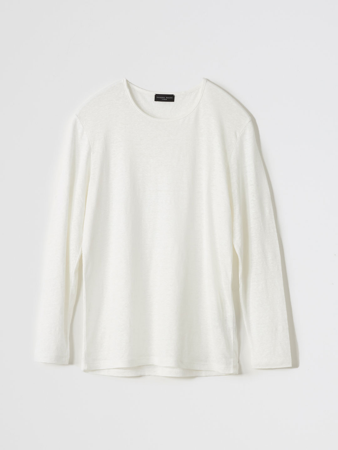 PARLEMENTIA LONG SLEEVE T-shirt - White