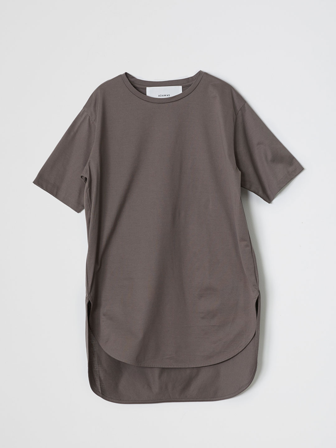 Jersey T-shirt - Brown