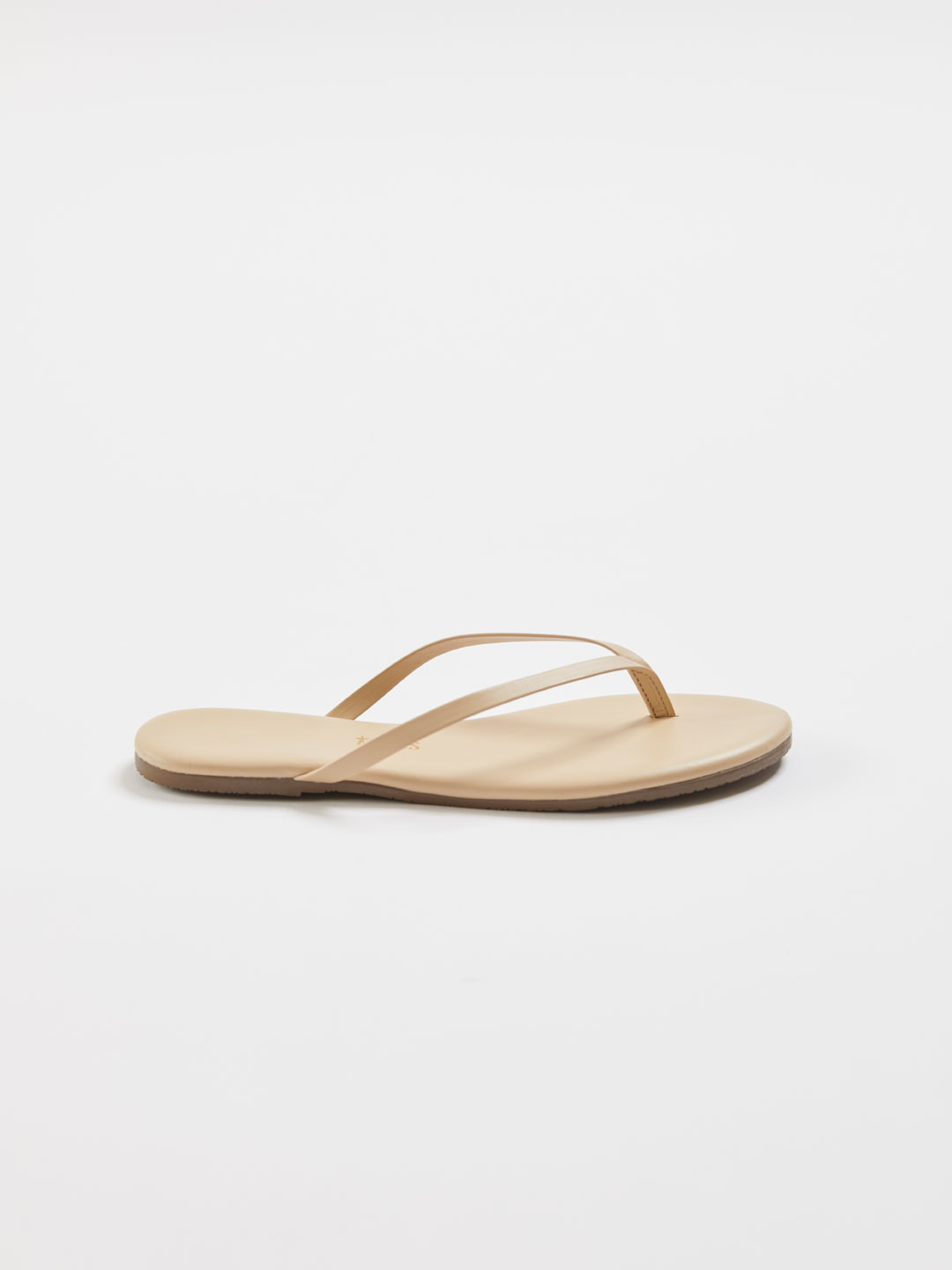 Most Loved Signature Flip Flop Sandals - Seashell/Off White