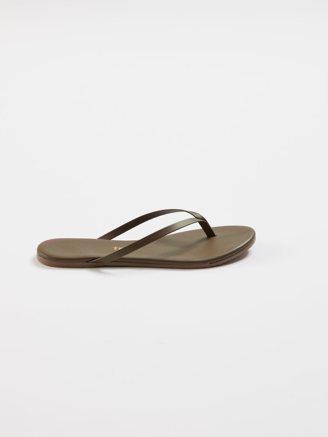 Most Loved Signature Flip Flop Sandals - Coffee/Brown