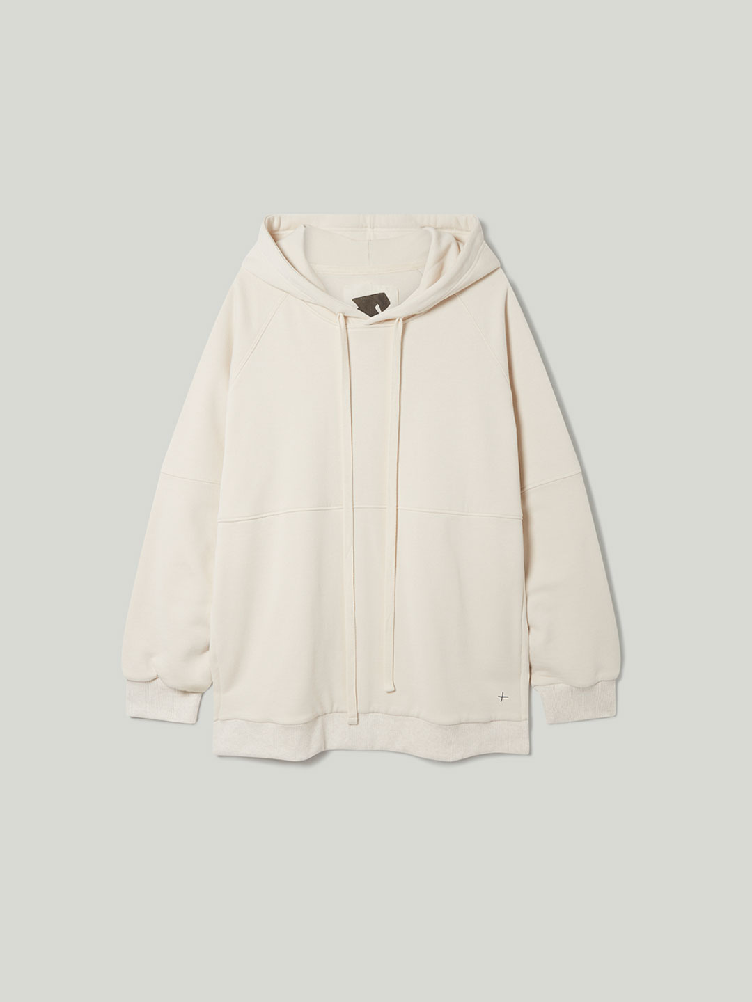 The Forager Top / Raw - Ivory