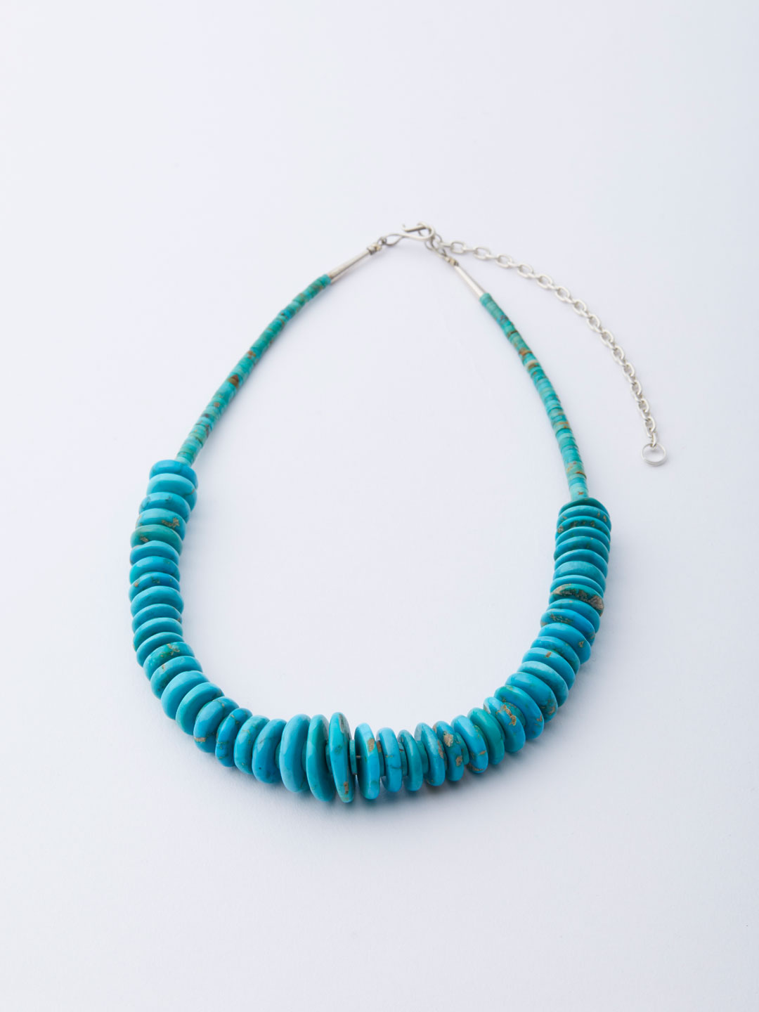 Sleeping Beauty Turquoise Necklace - Blue