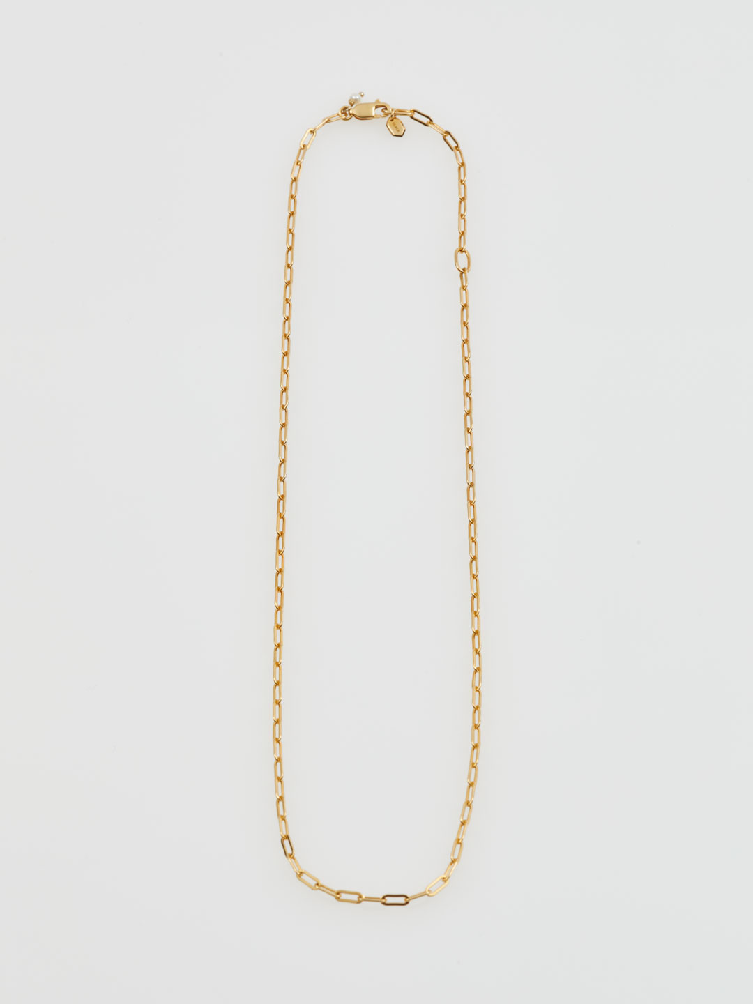 Gemma Necklace - Yellow Gold