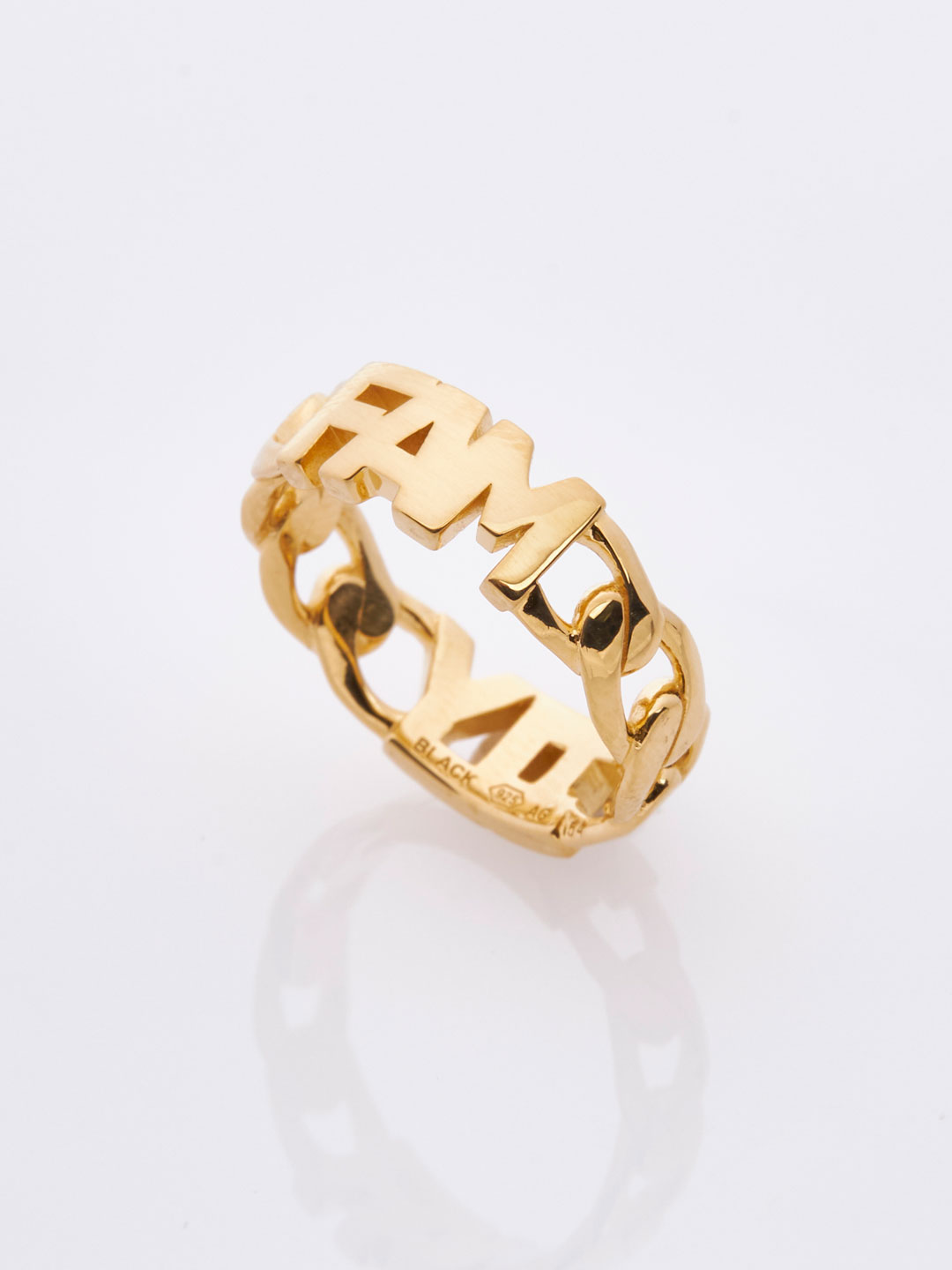 Family Ring - Yellow Gold