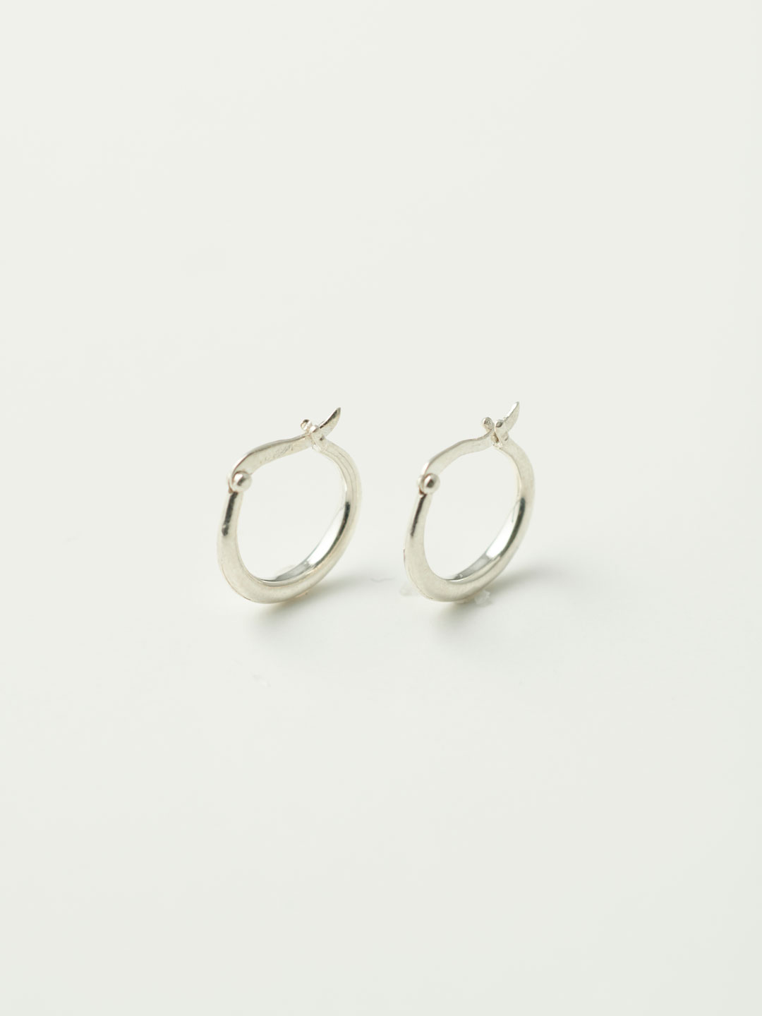Francois Hoops - Silver